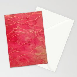 Wired Marble Stationery Cards
