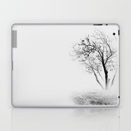 Lonely Tree Laptop & iPad Skin
