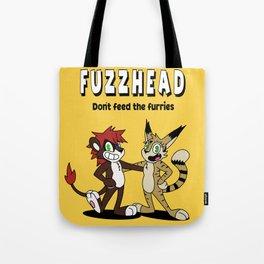Fuzzhead Tote Bag