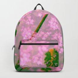 Palm Blossoms v3 Backpack