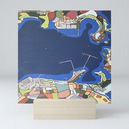 A port or two Mini Art Print