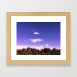 High Energy Framed Art Print