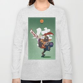 Dragon Ball Bushido : Master Roshi Long Sleeve T-shirt