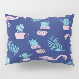 Summer Tropical Vibes Pillow Sham
