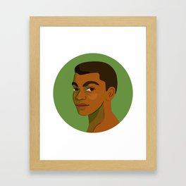 Queer Portrait - Alvin Ailey Framed Art Print