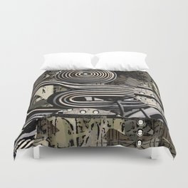 Re-Wired Duvet Cover