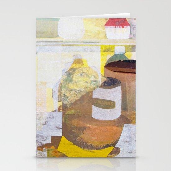 Starving Artist (J.K) Stationery Cards