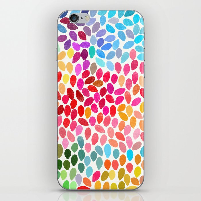 rain 6 iPhone Skin