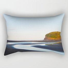 Black Sand Bethells Rectangular Pillow