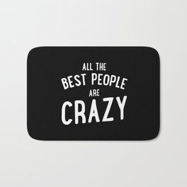 All The Best People Bath Mat