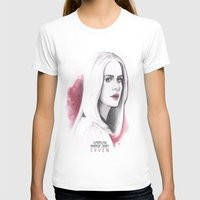 coven T-shirts featuring Cordelia Foxx art design by Dominique's photos