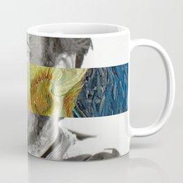 Van Gogh's Self Portrait & Clint Eastwood Coffee Mug