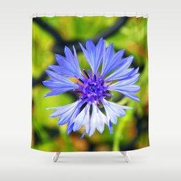 Freed Cornflower Shower Curtain