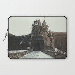 Finally, a Castle - landscape photography Laptop Sleeve
