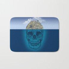 Skull Island Bath Mat