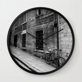 Rue Saint-Jean Baptiste Wall Clock