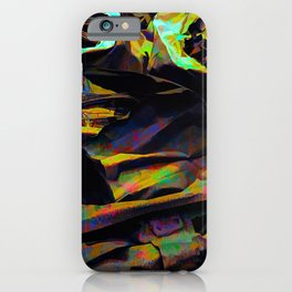 The Mangled Colours  iPhone Case