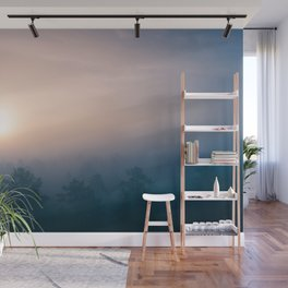 Sunrise in Heaven Wall Mural