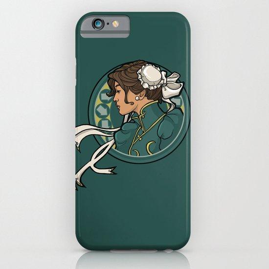 Chun-Li Nouveau iPhone & iPod Case