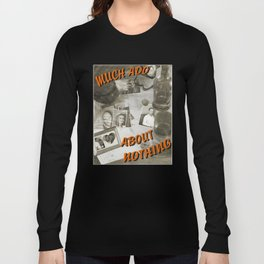 Much Ado about Nothing, Shakespeare in the Park MKE 2017 Long Sleeve T-shirt
