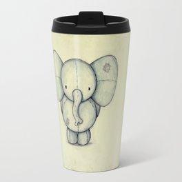 Cute Elephant Travel Mug