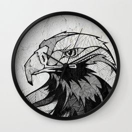 Check Your People Wall Clock