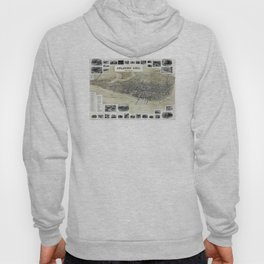Atlantic City - New Jersey - 1900 Hoody