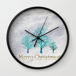 The Day of Christmas Wall Clock