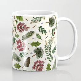 Winter Foliage  Coffee Mug