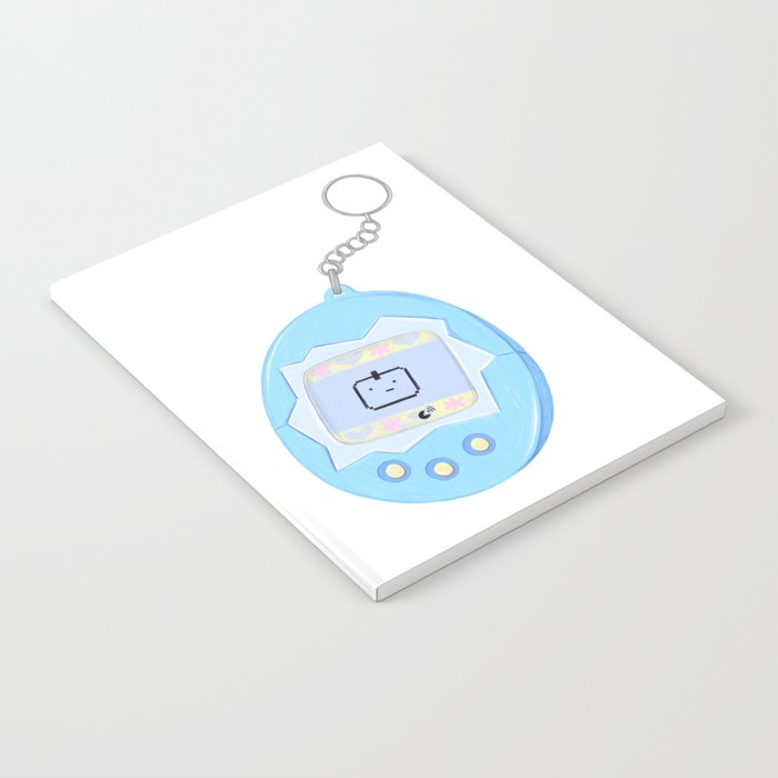 tamagotchi Notebook