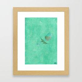 Wine Fairies 3 - Sauvignon Blanc Framed Art Print