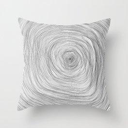 Kill the boredom Throw Pillow