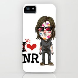 We love Norman! iPhone Case