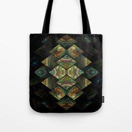 Dicephalous Dragon Tote Bag