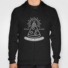 Dollar Slice BLACK Hoody