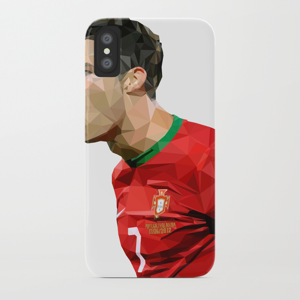 Cristiano Ronaldo Portugal Phone Case by Sachin76 PCS8630352