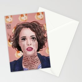 Fleabag Stationery Cards