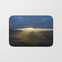 Sunrise Lightfall I Bath Mat