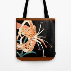 Tiger Lily... Tote Bag