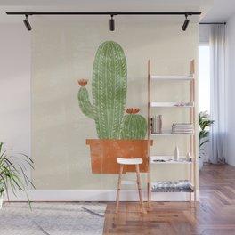 Cactus II Wall Mural