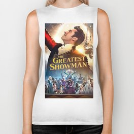 This Is The Greatest Show Biker Tank