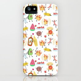 cookout iPhone Case