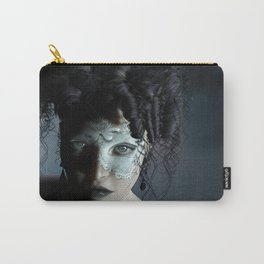 Midnight masquerade Carry-All Pouch