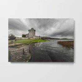 Ross Castle, Killarney, Ireland Metal Print