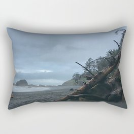 Olympic Coast Rectangular Pillow
