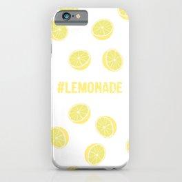 Limonada 1 iPhone Case