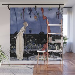 """Rosalie's Tree"" by Fairy Artist Virginia Sterrett Wall Mural"