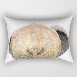 Elephant back Rectangular Pillow