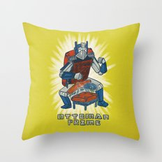 Ottoman Prime Throw Pillow