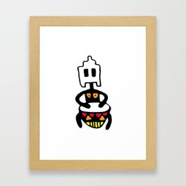 Drummer 2 Framed Art Print